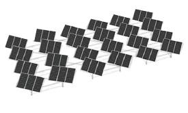 5.現場設定.3~1.5倍の発電量が得られます。